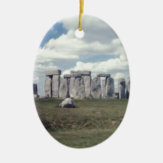 Stonehenge Ceramic Ornament