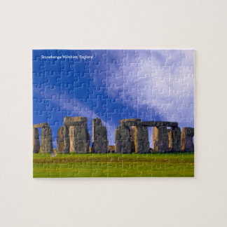 """Stonehenge for 8"""" x 10"""" Photo Puzzle with Gift Box"""