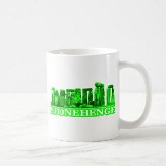 Stonehenge Green transp The MUSEUM Zazzle Gifts Coffee Mug