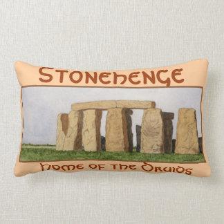Stonehenge- Home of the Druids Lumbar Pillow