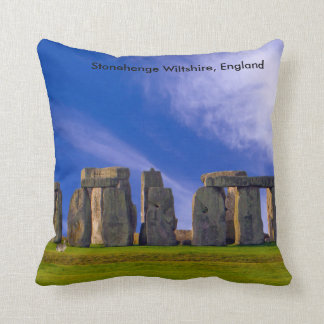 Stonehenge image for Throw cushion