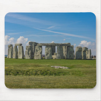 Stonehenge in England Mouse Pad