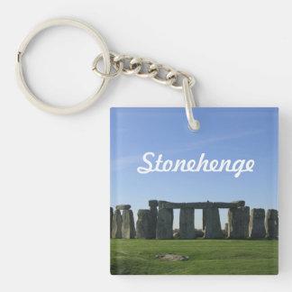 Stonehenge Keychain