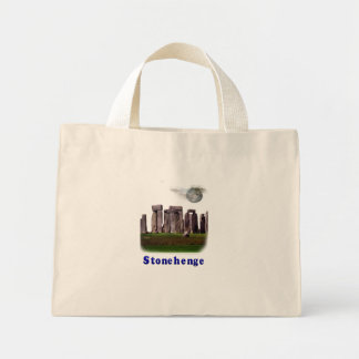 Stonehenge Mini Tote Bag