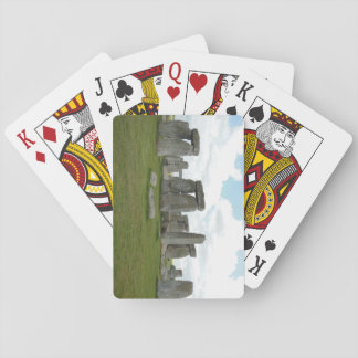 Stonehenge Playing Cards