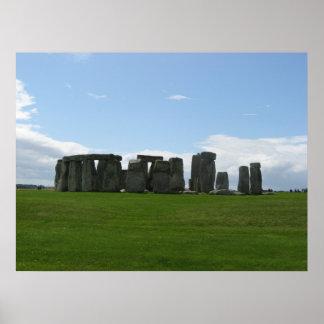 Stonehenge Print