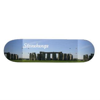 Stonehenge Skateboard