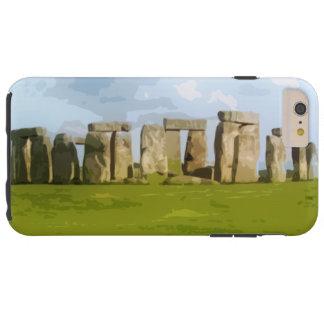 Stonehenge Stone Circle Monument Tough iPhone 6 Plus Case