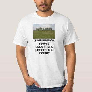 Stonehenge, STONEHENGE 3100BCBEEN THERE BOUGHT ... T-Shirt