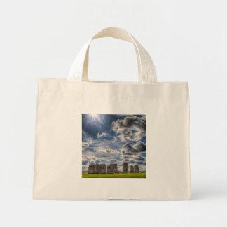 Stonehenge Summer Mini Tote Bag