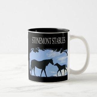Stonemont Stables Mug 3