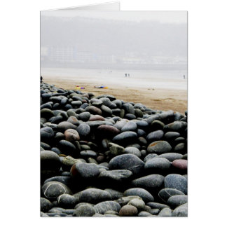 Stones at Northam Burrows Card