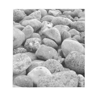 Stones at the Baltic Sea/island Notepads