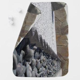 Stones Baby Blanket