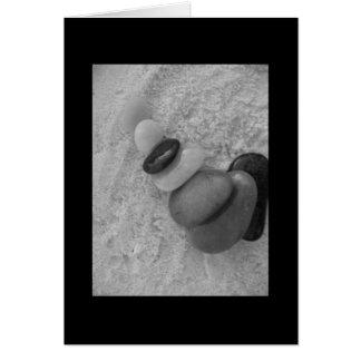 Stones Card