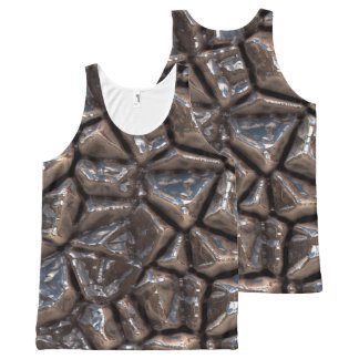 stones surface v1 All-Over-Print tank top