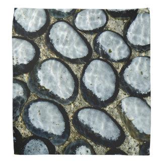 Stones under Water Bandana