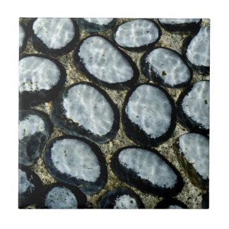 Stones under Water Tile