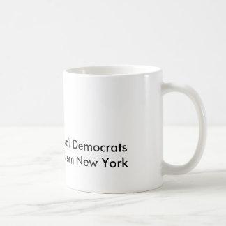 Stonewall Democrats of WNY Mug Large Logo