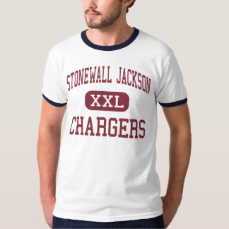 Stonewall Jackson - Chargers - Middle - Roanoke T-Shirt