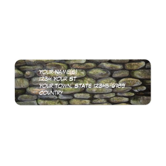 Stonewall - return address labels