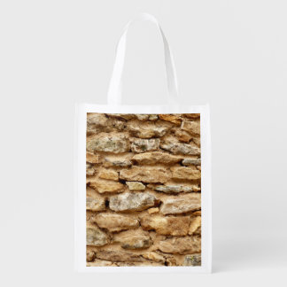 Stonework Reusable Bag