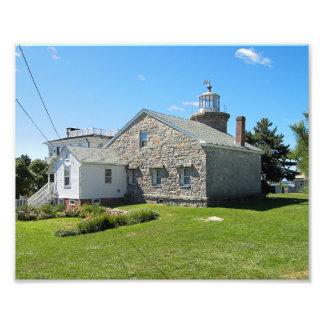 Stonington Harbor Lighthouse, Connecticut Photo