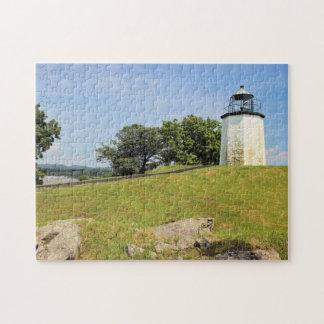 Stony Point Lighthouse, New York Jigsaw Puzzle