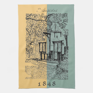 Stonysides Two Tone Tea Towel