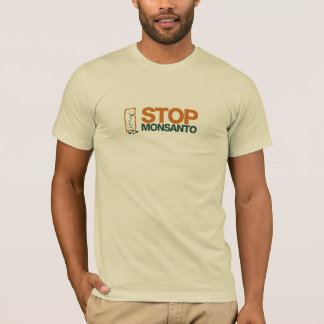 Stop Agribusiness T-Shirt