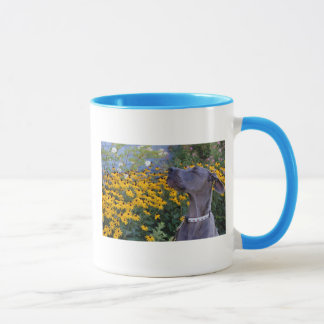 Stop and Smell the Flowers Mug