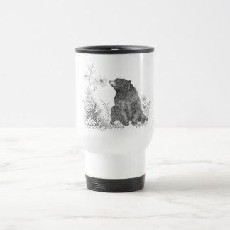 Stop and Smell the Flowers Travel Mug