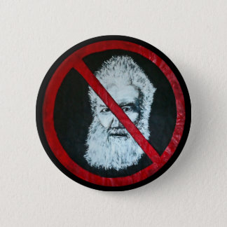 Stop Audism 2 Inch Round Button