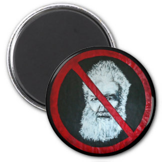 Stop Audism 2 Inch Round Magnet