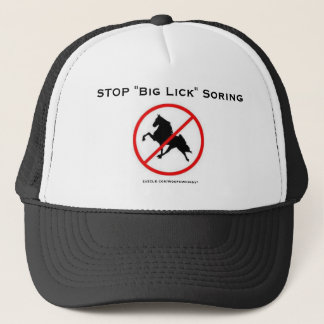 "STOP ""Big Lick"" Soring Trucker Hat"