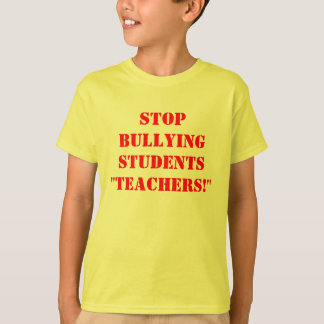 Stop bully shirt