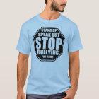 Stop Bullying (blue unisex short sleeve) T-Shirt