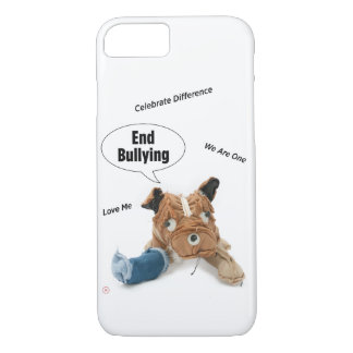 Stop Bullying, Celebrate Difference with iPad LOVE iPhone 7 Case