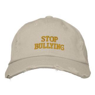 Stop Bullying Baseball Cap