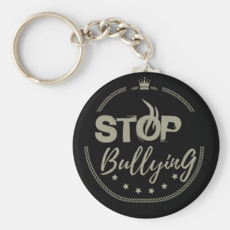 stop bullying keychain
