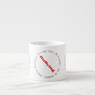 Stop Bullying-Outline Espresso Mug
