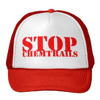 Stop Chemtrails - Cap Trucker Hat