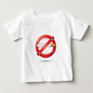 stop cigarette baby T-Shirt