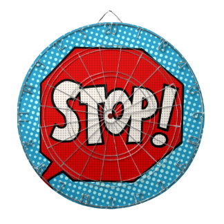 Stop Dartboard