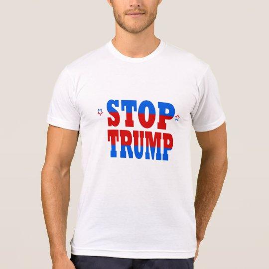 Stop Donald Trump 2016 Election Anti-Trump T-Shirt