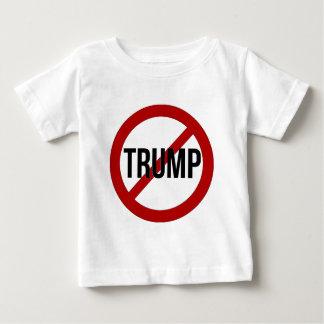 Stop Donald Trump Anti-Trump Baby T-Shirt