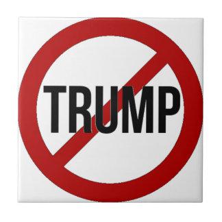 Stop Donald Trump Anti-Trump Tile