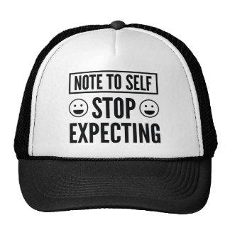 Stop Expecting Trucker Hat