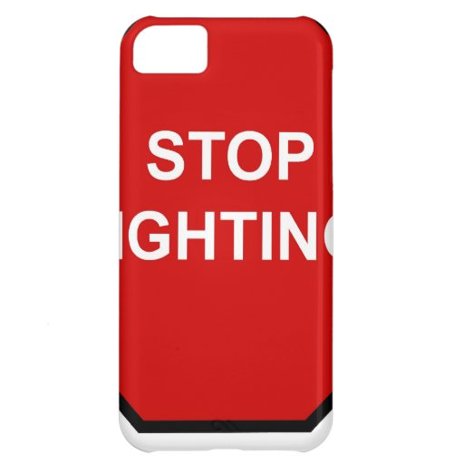 Stop Fighting iPhone 5C Covers