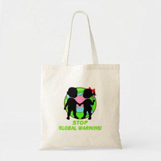 Stop Global Warming Bag